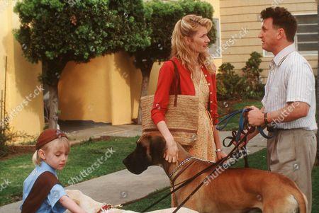 Dakota Fanning, Laura Dern, Sean Penn