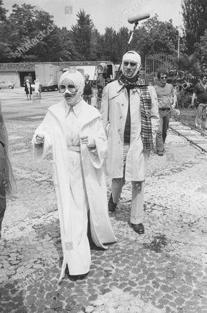 Elizabeth Taylor, Keith Baxter