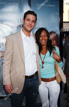 Ivan Sergei & wife Tanya
