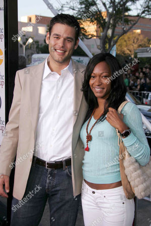 Ivan Sergei and wife