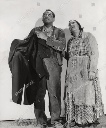 Paul Robeson, Ethel Waters