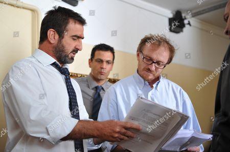Eric Cantona, Frederic Schoendoerffer