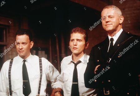 Tom Hanks, Barry Pepper, David Morse