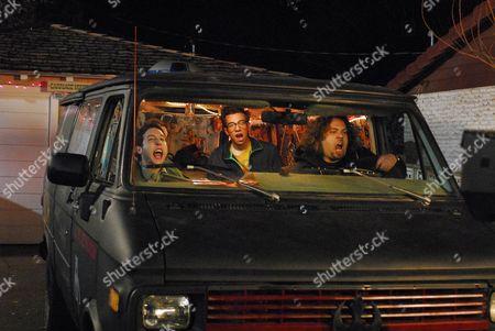 Chris Marquette, Jay Baruchel, Dan Fogler
