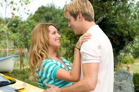 Ashley Tisdale, Robert Hoffman
