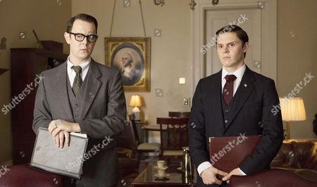 Colin Hanks, Evan Peters