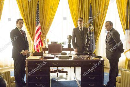 Evan Peters, Colin Hanks, Kevin Spacey