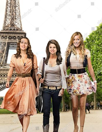 Leighton Meester, Selena Gomez, Katie Cassidy