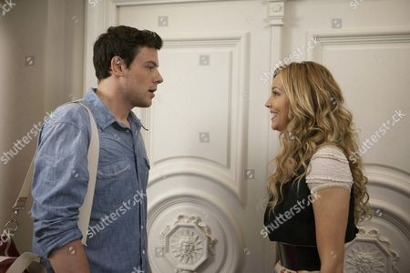 Cory Monteith, Katie Cassidy