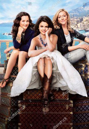 Selena Gomez, Leighton Meester, Katie Cassidy