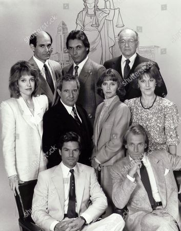 Stock Picture of Harry Hamlin, Corbin Bernsen, Jill Eikenberry, Michael Tucker, Michele Greene, Alan Rachins, Susan Ruttan, Richard Dysart, Jimmy Smits