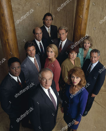 Jimmy Smits, Alan Rachins, Corbin Bernsen, Harry Hamlin, Susan Dey, Susan Ruttan, Jill Eikenberry, Blair Underwood, Richard A Dysart, Michele Greene, Larry Drake