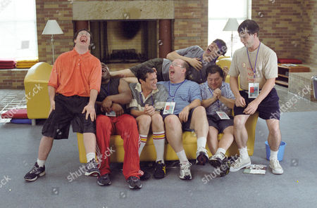 Edward Barbanell, Leonard Earl Howze, Johnny Knoxville, Bill Chott, Geoffrey Arend, John Taylor, Jed Rees