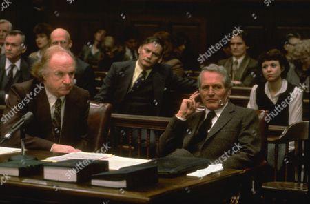 Jack Warden, Paul Newman