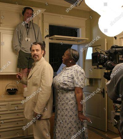 Stock Photo of Tom Hanks, Irma P. Hall