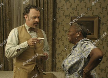 Tom Hanks, Irma P. Hall