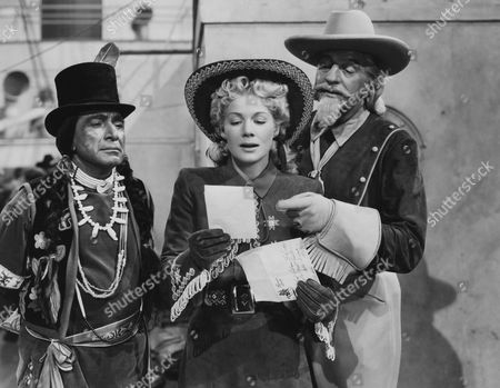 J. Carrol Naish, Betty Hutton, Louis Calhern