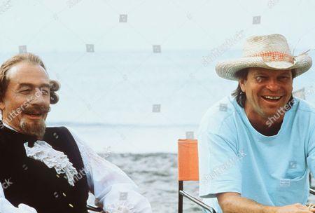 John Neville, Terry Gilliam