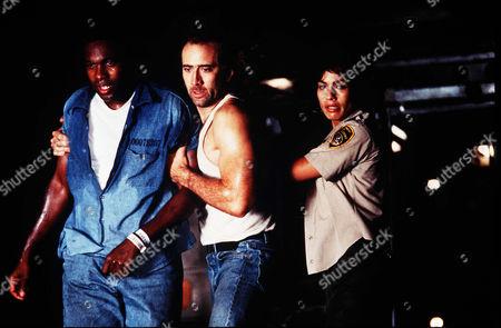 Mykelti Williamson, Nicolas Cage, Rachel Ticotin