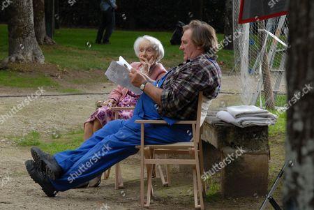 Gisele Casadesus, Gerard Depardieu