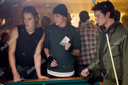 Taylor Kitsch, Toby Hemingway, Chace Crawford