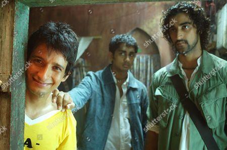 Sharman Joshi, Siddharth, Kunal Kapoor