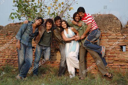 Siddharth, Aamir Khan, Madhavan, Soha Ali Khan, Kunal Kapoor, Sharman Joshi