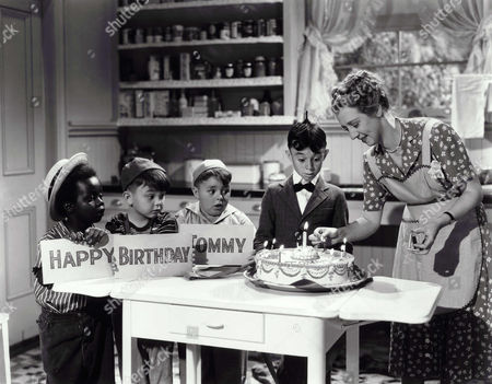 Excellent Spanky Mcfarland Carl Switzer Editorial Stock Photo Stock Image Personalised Birthday Cards Paralily Jamesorg