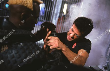Wesley Snipes, Sylvester Stallone