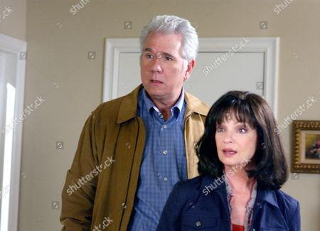 Stock Picture of John Larroquette, Karen Valentine