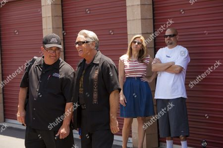 Dave Hester, Barry Weiss, Brandi Passante, Jarrod Schulz
