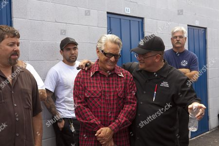Barry Weiss, Dave Hester