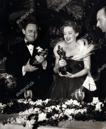 Spencer Tracy, Bette Davis, (Sir) Cedric Hardwicke