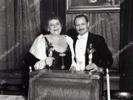 Stock Picture of Marie Dressler, Lionel Barrymore