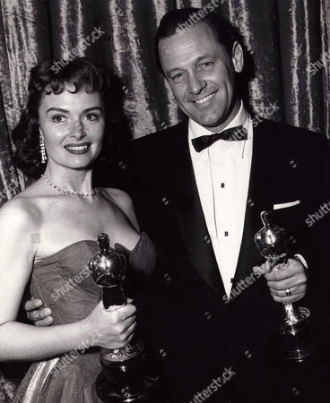 Donna Reed, William Holden