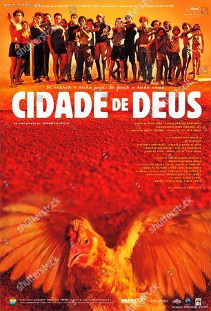 Editorial photo of City Of God / Cidade De Deus - 2002