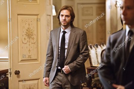 Stock Image of Aaron Stanford