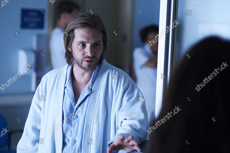 Stock Picture of Aaron Stanford