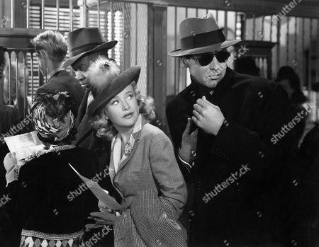 Priscilla Lane, Cary Grant