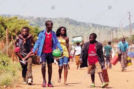 Sanyu Joanita Kintu, Yves Dusenge, Roger Nsengiyumva, Sherrie Silver, Eriya Ndayambaje