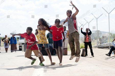 Eriya Ndayambaje, Sherrie Silver, Roger Nsengiyumva, Yves Dusenge