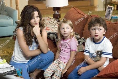 Kate Beckinsale, Tatum McCann, Joseph Castanon