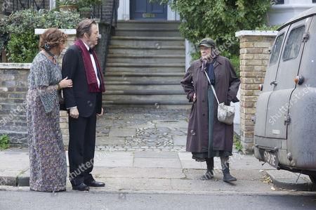 Deborah Findlay, Roger Allam, Maggie Smith