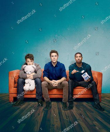 Miles Teller, Zac Efron, Michael B. Jordan