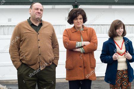 James Gandolfini, Molly Price, Meg Guzulescu