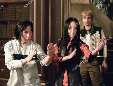Jackie Chan, Fann Wong