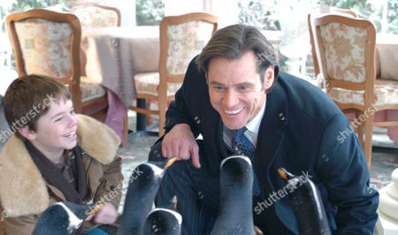 Maxwell Perry Cotton, Jim Carrey