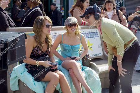 Haylie Duff, Hilary Duff, Martha Coolidge