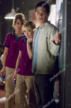 Haylie Duff, Hilary Duff, Marcus Coloma