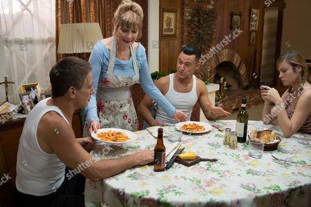 Tony Danza, Glenne Headly, Joseph Gordon-Levitt, Brie Larson